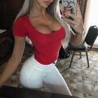 Женечка, рост: 165, вес: 50 - проститутка с аналом